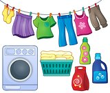 Laundry theme image 3