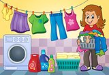 Laundry theme image 4