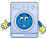 Washing machine theme image 1