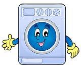 Washing machine theme image 1
