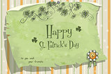 Postcard to the day of StPatrick