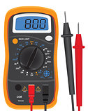 Digital Multifunction Tester