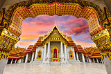 Marble Temple of Bangkok
