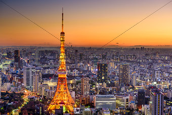 Tokyo Japan Tower