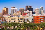 San Diego California Cityscape