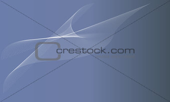 Abstract wallpaper of rows on cold steel gradient background