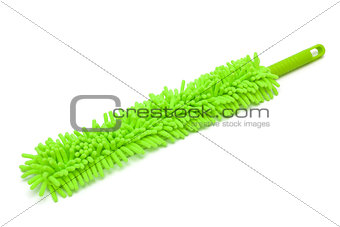 green duster