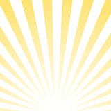 Poster sun background.