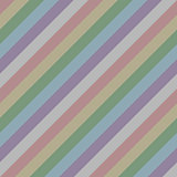 Color striped seamless pattern