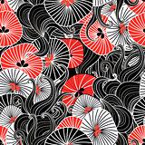 Beautiful abstract pattern