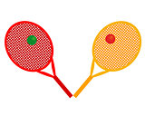 rackets for tennis