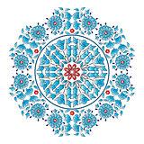 Ottoman motifs oriental design portfolio three