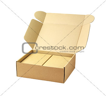 Cardboard Package Boxes