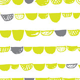 Fashionable seamless pattern design