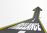 road to Freelance