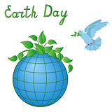 Earth Day symbols