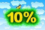 Ten percent Title