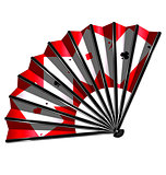 fan and cards