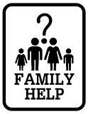 family help symbol