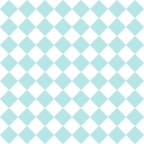 Checkered tile vector pattern
