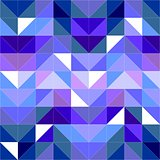 Tile vector blue pattern, texture or background