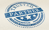 Trust in Business Partnership Background