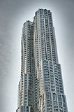Buildings of Manhattan. New York by Gehry.