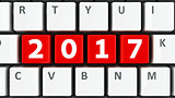 Computer keyboard 2017