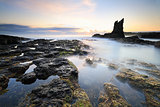 Pillars of Earth Cathedral Rock, Kiama