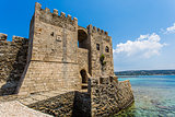 Methoni Venetian Fortress in Messenia, Greece