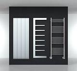 radiators in a room