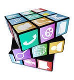mobile apps icons