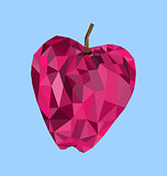 Polygon apple image