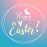 Easter Modern Gradient