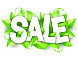 Green Nature Sale Announcement