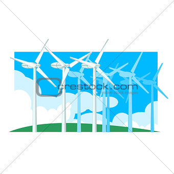 Alternative Energy Wind Power