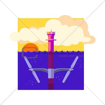 Alternative Energy Tidal Power