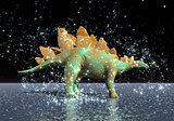 """A mysterious Tyrannosaurus"