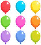 Balloons Singles