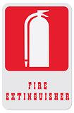 Find a fire extinguisher