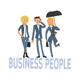 Business People Set 1