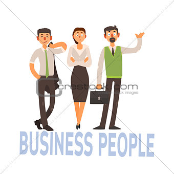 Business People Set 2