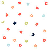 Pattern seamless with flowers
