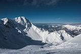Olympic Ski resort, Krasnaya Polyana, Sochi, Russia