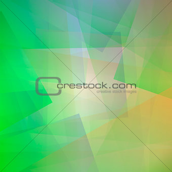 Abstract Colorful Line Pattern