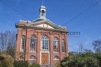 Old church Doopsgezinde Kerk in Sappemeer
