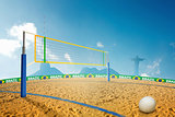 Olympic Beach volley