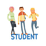 Student People Set 1