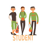 Student People Set 2