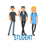 Student People Set 3